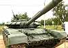 Модернизированный Т-72Б3 полностью рассекречен на