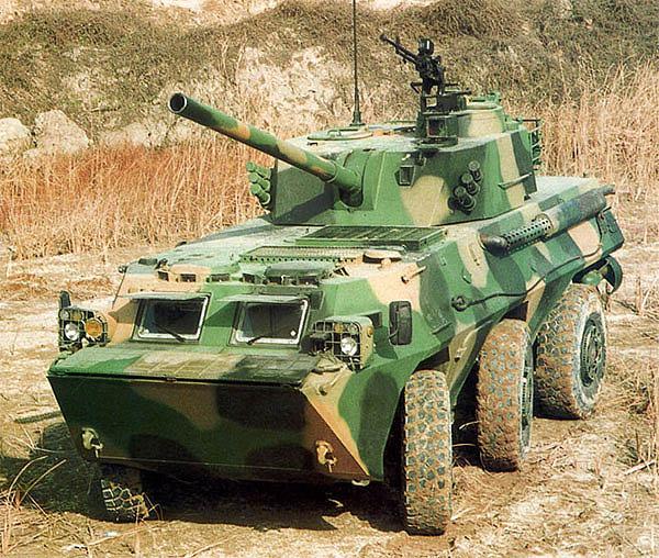 Серийный образец 120-мм установки PLL05. По сравнению с прототипом башня значительно увеличена
