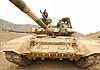 Т-90С продемонстрировал свои возможности танкистам Перу
