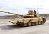 Городской вариант Т-72 впервые показали на полигоне под Нижнем Тагилом