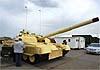 В Казахстане продолжается работа над танком Т-72KZ