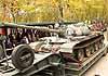 Приключение танков Т-55: на службе у четырех хозяев
