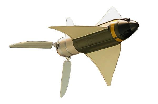 Управляемая авиационная мини-бомба «Hatchet»