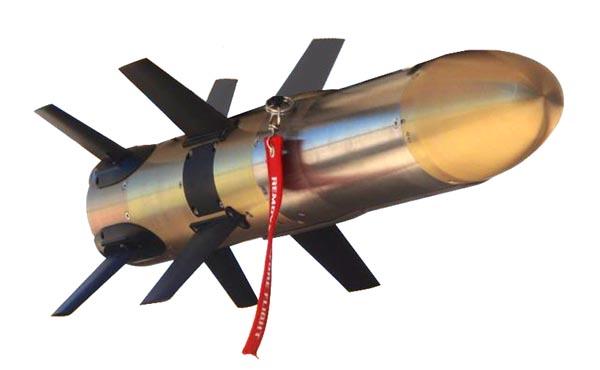 Управляемая авиационная бомба STM «Lamott» (Phase II)