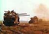 Танковые бронелетучки охраняли границу с маоистским Китаем