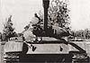 Советские огнеметные танки: от Т-54 до Т-72