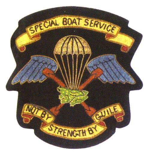 Sbs - морской спецназ