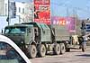 В Крыму замечена новейшая модификация бронированного КАМАЗа