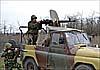 Вооруженные джипы украинских ВДВ: десантники незалежной пошли по ливанскому пути