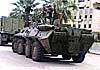 На вооружении сирийской армии появились новые БТР-80