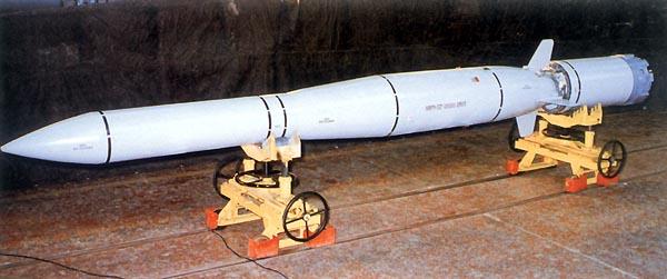 Противолодочная ракета 91РЭТ2 комплекса «Калибр»