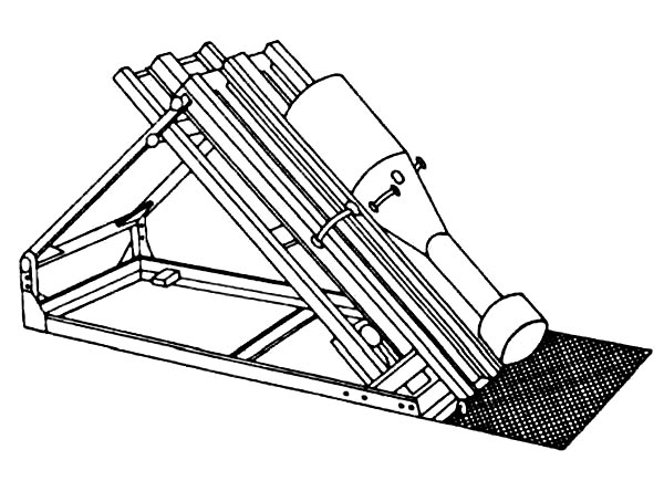 Бомбометная установка РБУ