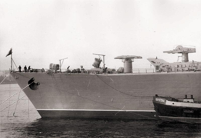 Пусковая установка РПК-1 «Вихрь»