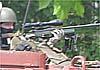 В Крамоторске убивали из финских снайперских винтовок