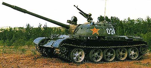 Серийный танк «Тип 69»