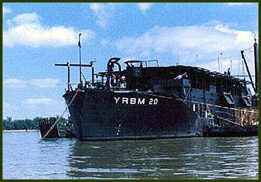 Судно-плавучая казарма «Дельта Хилтон»