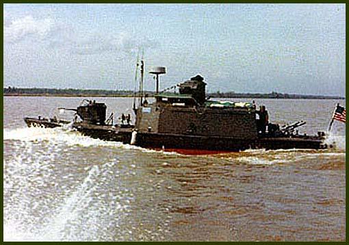 Единственным судном, специально спроектированным для «речных сил», был ASPB. Эти катера также использовались в качестве речных тральщиков
