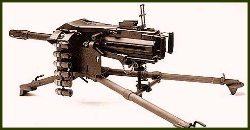 40-мм автоматический гранатомет Mk.19/20 на треножном станке