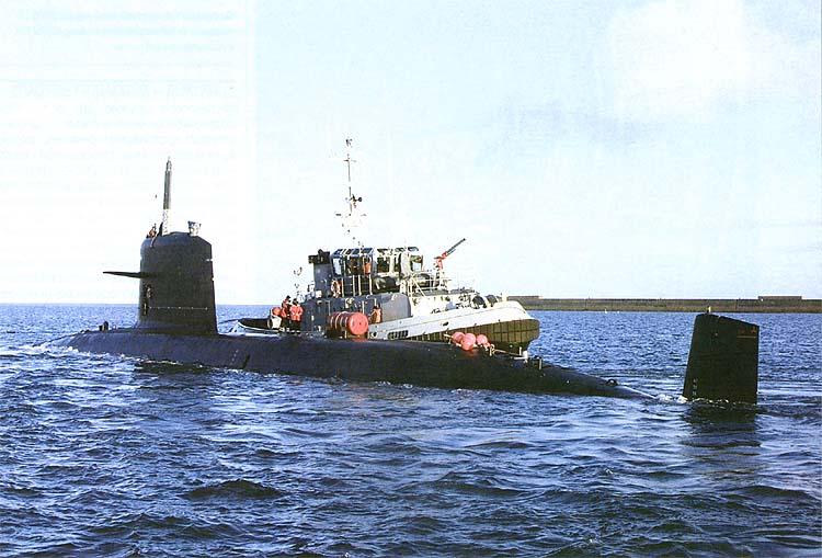 чилийские подводные лодки