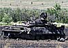 Ополченцы научились уничтожать хорошо защищенные украинские танки