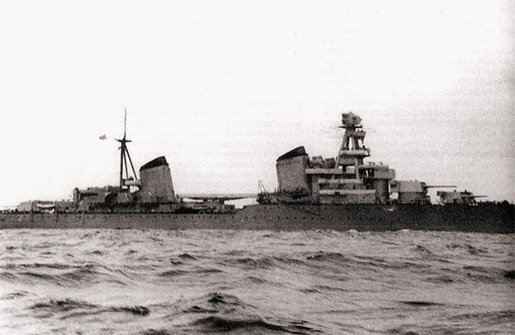 «Киров» в 1941 г.