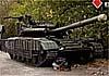 В модернизации своих танков украинские военные использовали опыт Афганистана и Чечни