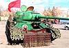 Неправильно «модернизированный» ополченцами танк ПТУР прошьет насквозь