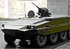 Украина намерена отправить на войну уникальную колесную БМП?