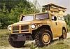 Враг будет в шоке: бронеавтомобиль «Тигр» может огрызнуться залпом реактивных снарядов