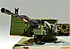Турельная установка 6С21 защитит самоходку «Коалиция-СВ» от атак с земли и воздуха