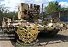 На базе Т-72 сирийские военные создали свой «Терминатор»