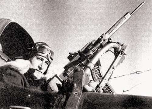 Авиационная пушка ШВАК - печальный конец для вражеских истребителей