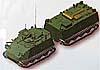 Что общего у рассекреченного на форуме «Армия-2015» ДТ-БТР с «Курганцем-25» и «Бумерангом»?
