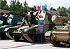 Российская самоходка 2С19М1-155 ни в чем не уступает лучшим зарубежным САУ, в том числе корейской K9 «Thunder»