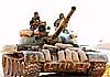 Героизм сирийских танкистов не может компенсировать фатальные недостатки танков Т-55 и Т-62