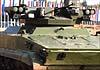 Новейший гусеничный робот «Удар» оснащен одним из лучших боевых модулей в мире