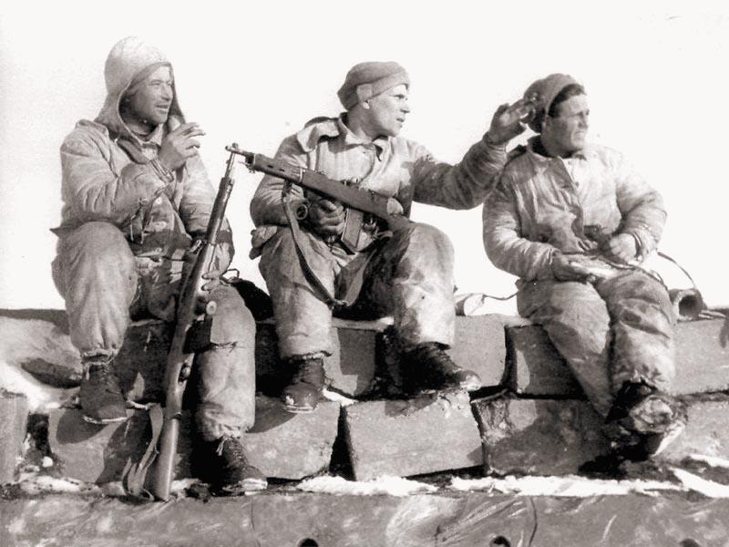 Советский осназ: путь на Выборг (часть 1)