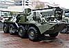 Лучшая в мире разведывательная химическая машина поступает на вооружение Российской армии