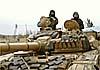 Сирийские танки Т-72 снова стали получать динамическую защиту