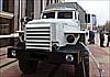 Бронированный Урал «Федерал 42590» - младший брат «Покемона»