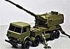 Новейший бронированный КАМАЗ-6560М мог бы стать базой под самоходку «Коалиция-СВ-КШ» и ЗРПК «Панцирь-СМ»