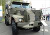 Бронеавтомобили «Тайфун-У» впервые покажут на параде в Новосибирске