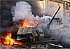 Очередной американский позор: БМП М-2 «Брэдли» в Саудовской Аравии в боях горят как спички