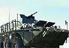 В Сирии российским БТР-82А необходимо усилить защиту