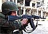 Сирийские силовики испытали в боях новейшую версию автомата Калашникова