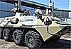 Новинка российского ВПК БТР-87 может заменить БТР-82А