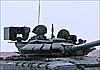 В Казахстане на российский танк Т-72Б установили боевой модуль и прицел из Турции