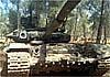 В Сети появилось фото якобы «брошенного» сирийского Т-90А