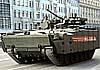 Окончательный облик супер-БМП Б-11 (Объект 695) «Курганец-25»