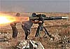 Сирийский экипаж Т-72 смог избежать смертельного удара TOW